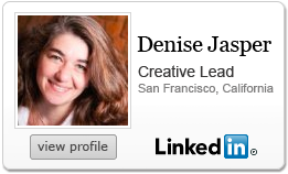 Denise Jasper's LinkedIn profile